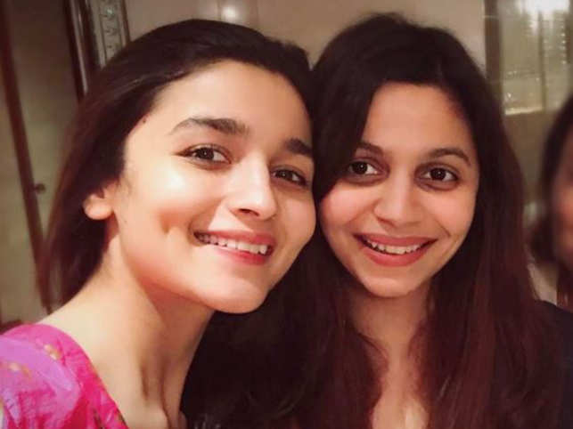 Alia Bhatt lauds sister Shaheen for opening up about depression
