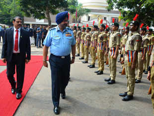IAF ready for any contingency: Air Chief Marshal