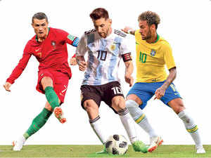 d13f087b6569 A Messi or a Ronaldo alone cannot help a team win the World Cup