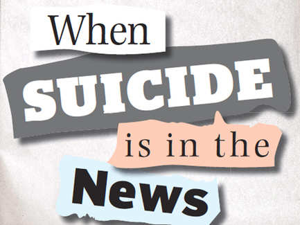 In the wake of celeb suicides, how are people coping with depression and thoughts of harming themselves