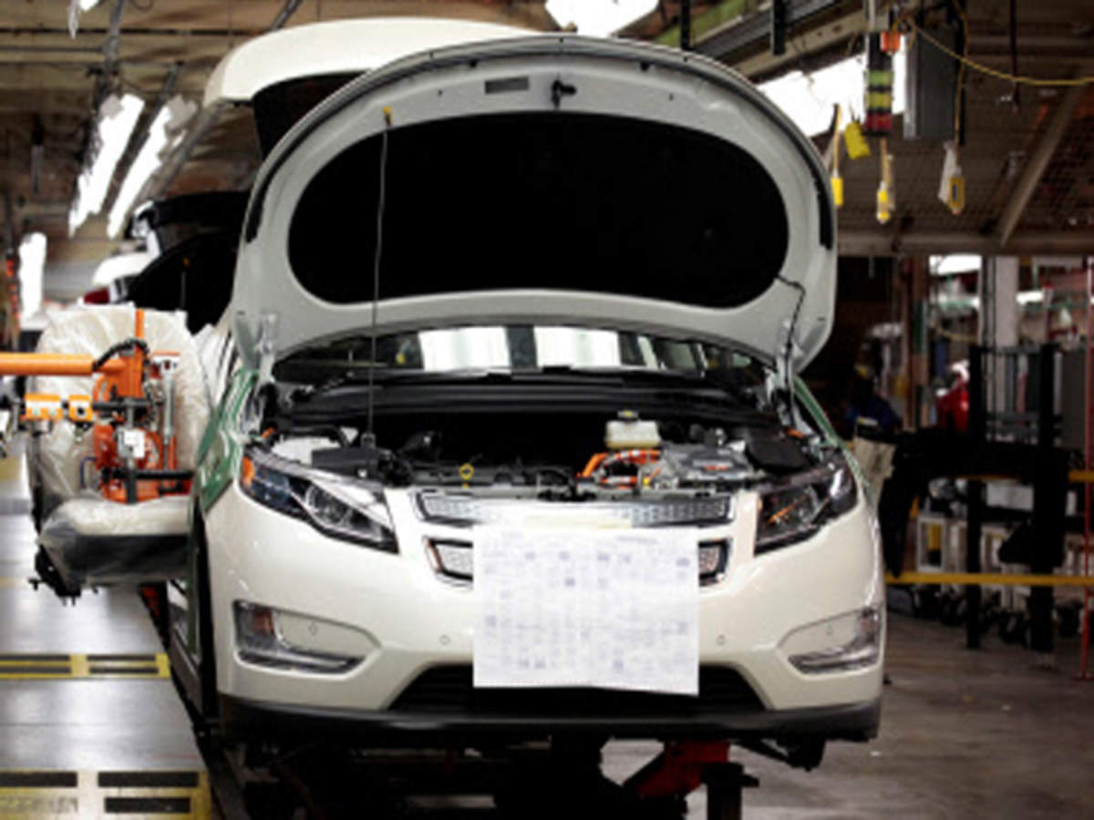 Electric Vehicle Transformation To Hit Hard Auto Part Suppliers