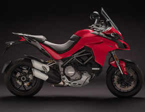 Ducati to take India on a bike ride with soon-to-be launched Multistrada 1260 range