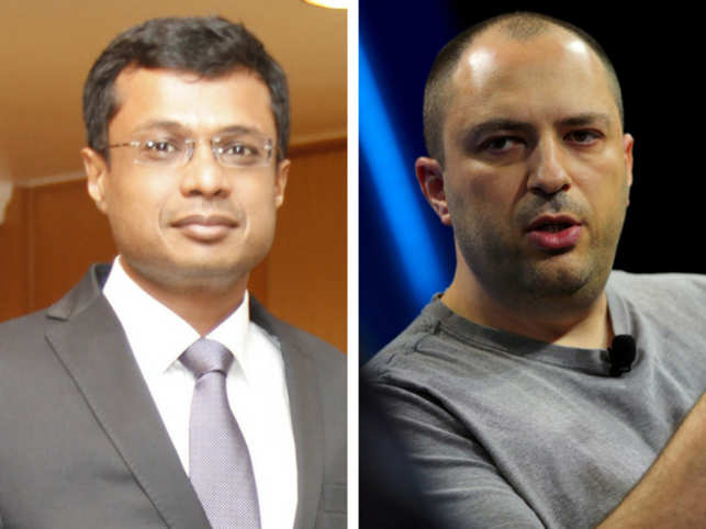 From Sachin Bansal to Jan Koum, when founders move on from their billion-dollar companies