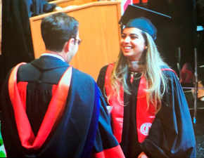 Graduation day! Isha Ambani completes MBA, receives degree from Stanford
