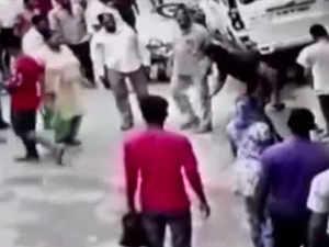 Caught on cam: 3 killed in shootout in Delhi's Burari