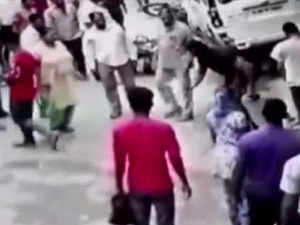 Delhi Burari: Caught on cam: 3 killed in shootout in Delhi's