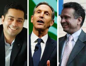 Pankaj Chaddah, Howard Schultz & Ramesh Tainwala: When Top Bosses Called It Quits