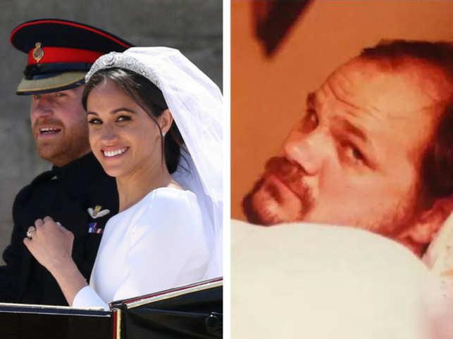 Prince Harry, Meghan Markle, Thomas Markle