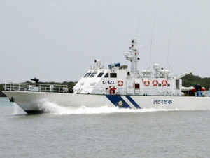 Indian Coast Guard commissions 40th interceptor boat made by L&T