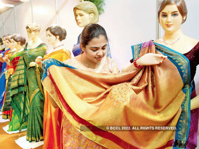 Can't get enough of sarees?
