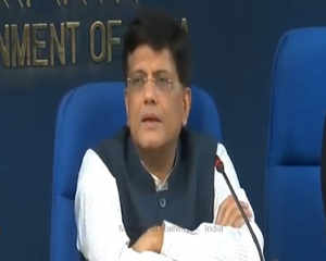 Free food for reserved passengers if train delays during meal time: Piyush Goyal