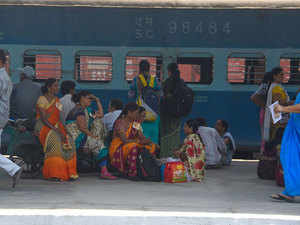 passengers to get free meal on sunday in case of train delay the