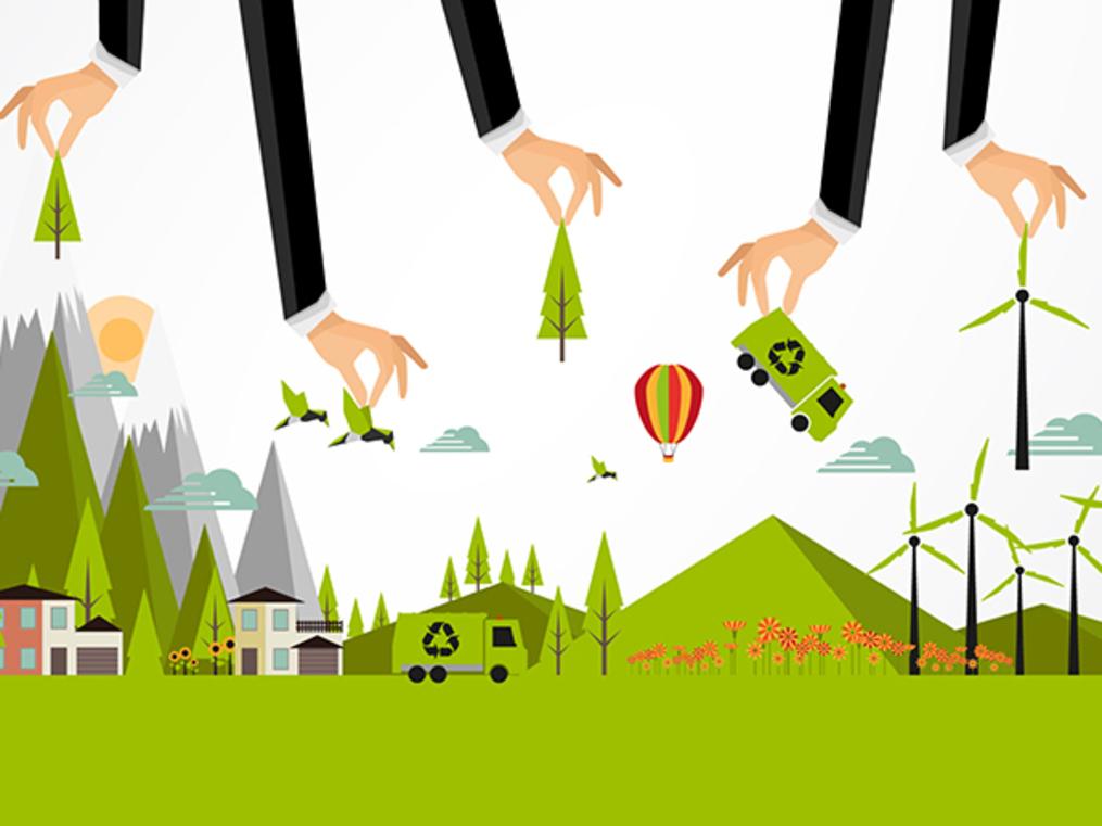 Green finance shows green shoots