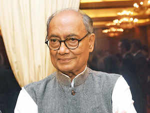 All 'Hindu terrorists' arrested till now have had RSS link: Digvijaya Singh