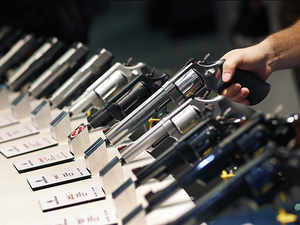 More than a billion firearms in the world, 857 million with civilians