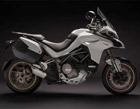 Ducati unveils Multistrada 1260 in India at Rs 15.99 lakh