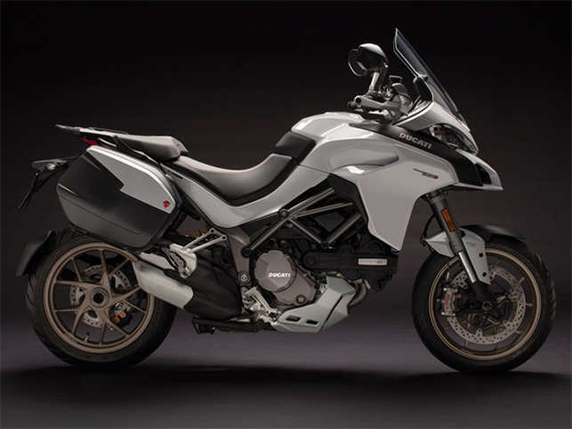 Ducati Unveils Multistrada 1260 In India At Rs 15 99 Lakh The