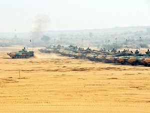 India and Russia to hold tri-service military exercise 'Indra'
