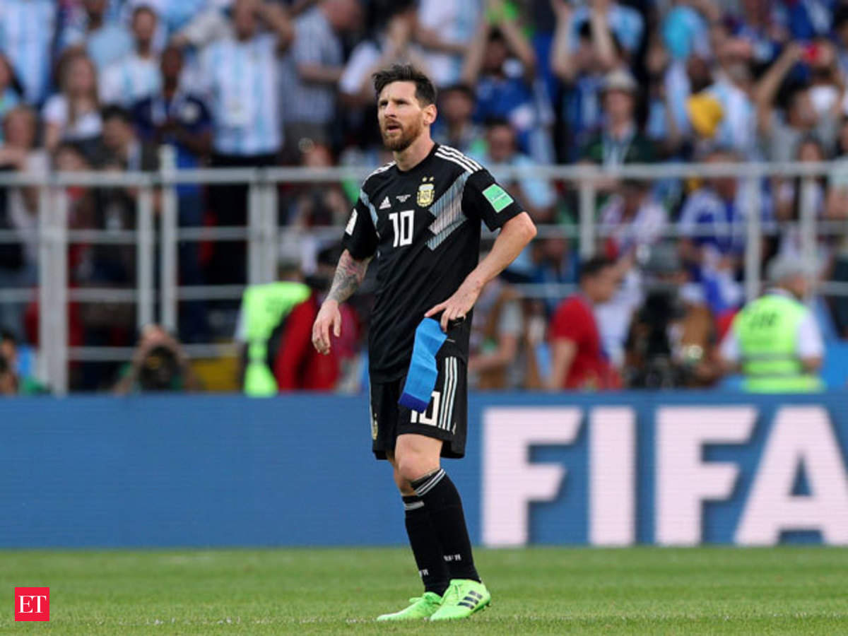 Tick Tock Time Running Out For Lionel Messi To Deliver The E Money Economic Times