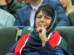 Alliance with BJP was not for power: Mehbooba Mufti