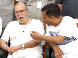 Kejriwal calls off nine-day long sit-in protest at LG Baijal's residence