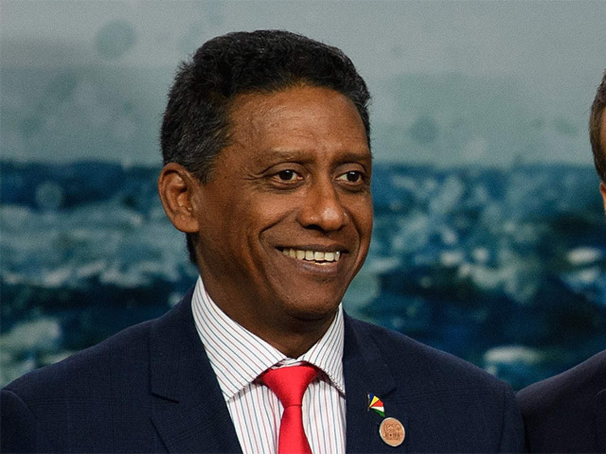 Seychelles President Danny Faure: Latest News & Videos, Photos about Seychelles President Danny Faure | The Economic Times