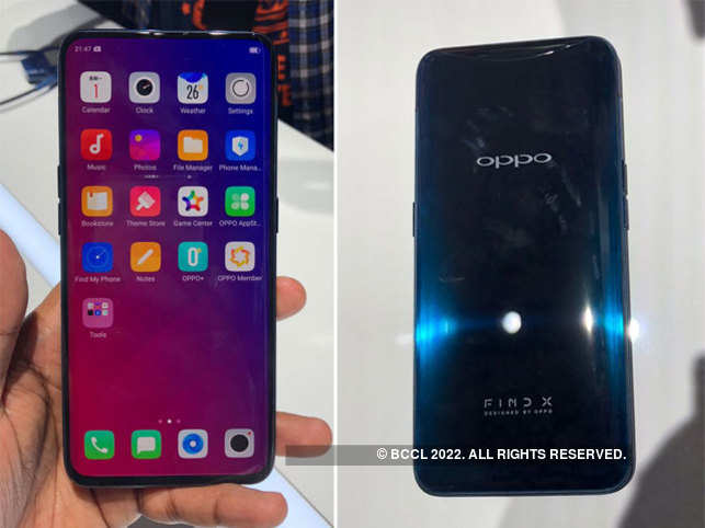 Oppo unveils flagship Find X smartphone; India launch on July 12