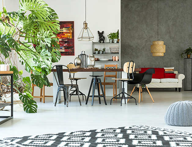 How to add drama to your home and make it resemble a Pinterest board