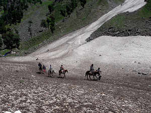 As Amarnath yatra approaches, security forces to share real-time intelligence