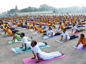 This International Binding Through Yoga Day Represents Indias New Global Narrative