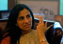 Chanda Kochhar: a feisty banker in trouble