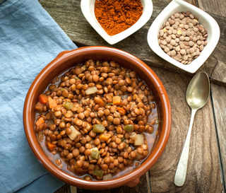 Swapping rice and potatoes with lentils and chickpeas may lower risk of diabetes