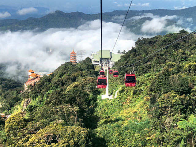 Malaysia's Resort World Genting: The ultimate family vacation awaits you