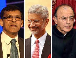 What's common between S Jaishankar, Raghuram Rajan, and Arun Jaitley?