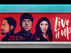 'Live It Up' lacks anthemic, adrenaline quality