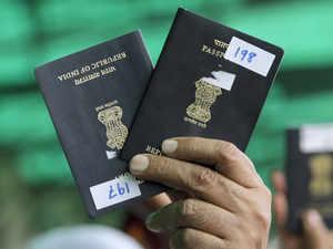 Passport India age