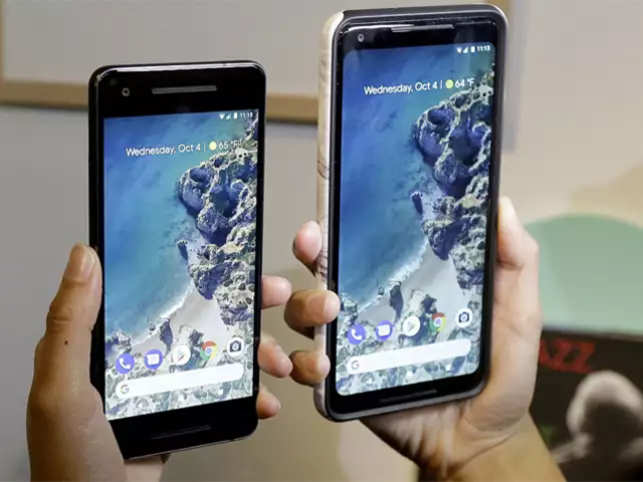 Image result for Google Pixel 2 Pixel 2 XL Available With Down Payment Starting