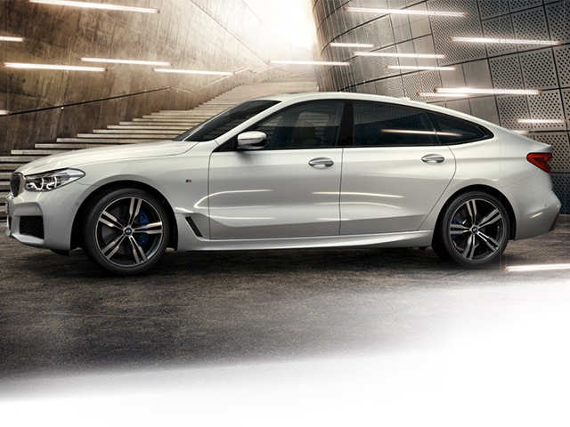 BMW launches diesel variant of 6 Series Gran Turismo at Rs 66.5 lakh