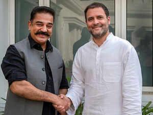 Kamal with rahul pti