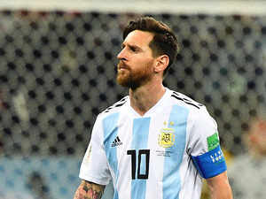 World Cup 2018: Argentina and Messi stunned by Modrić's Croatia