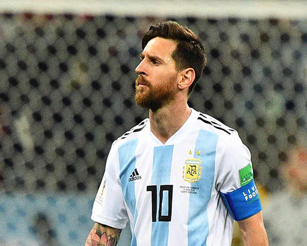 World Cup 2018: Argentina and Messi stunned by Modrić's Croatia - The Economic Times Video | ET Now