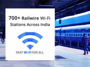 Wifi-railways