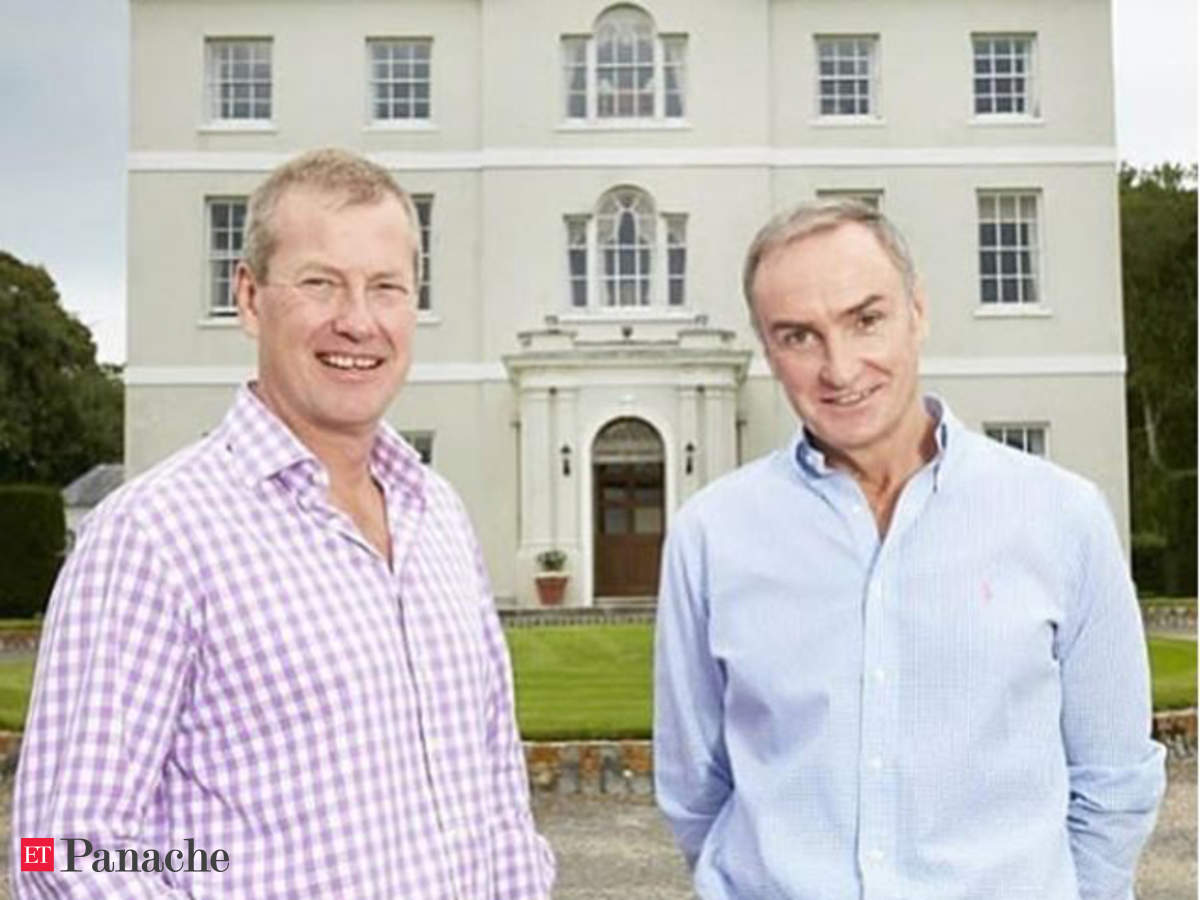 Gay Wedding Queen Elizabeth S Cousin Lord Ivar Mountbatten And Other Royals Who Came Out As Gay The Economic Times