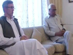 Watch: J&K governor N N Vohra chairs all-party meet in Srinagar