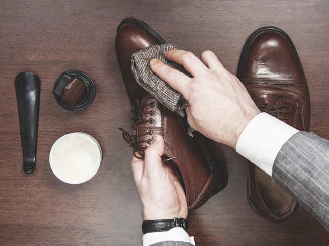 shoe-care2_ThinkstockPhotos