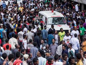 ethiopia grenade attack