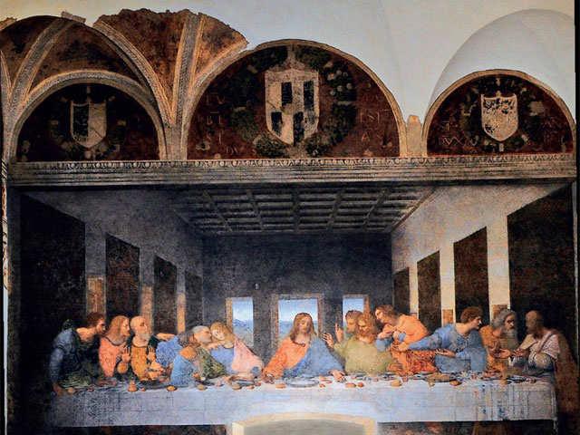 Veni, Vidi, da Vinci: Why gazing at Leonardo's The Last Supper is a miracle