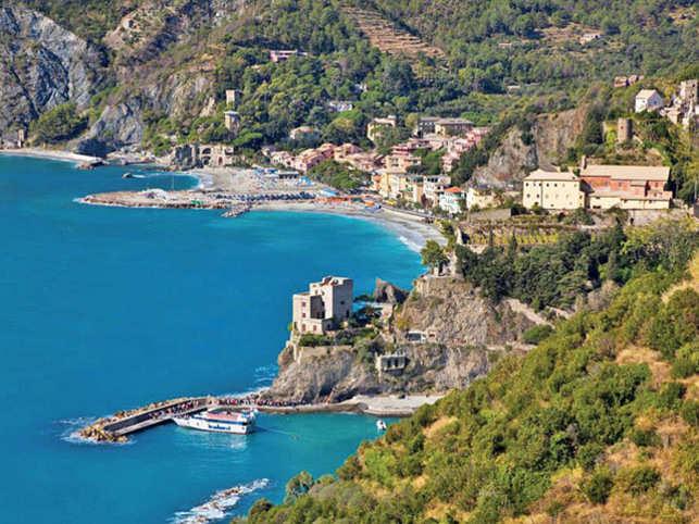 Italy's hidden charm lies in Cinque Terre