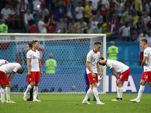World Cup 2018: Poland shown the door by Colombia after 0-3 defeat