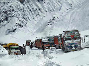 BRO constructs bridge to Siachen under Project HIMANK